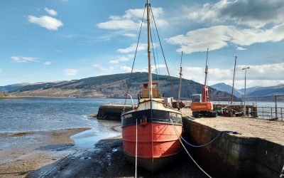 Scotland – Under 'Loch & Quay'