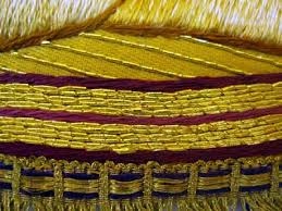 HAMPTON COURT – A FIELD OF CLOTH OF GOLD