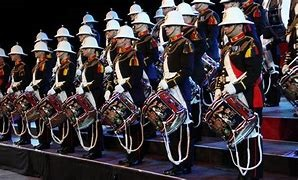 MOUNTBATTEN FESTIVAL of MUSIC FEATURING THE BAND of HER MAJESTY'S ROYAL MARINES
