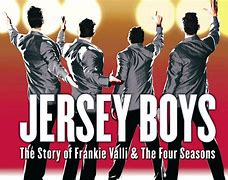 A DAY OUT WITH JERSEY BOYS