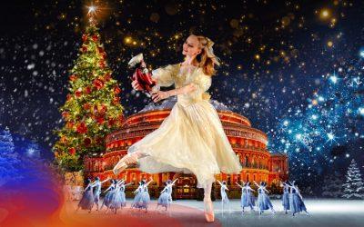 THE NUTCRACKER AT THE ROYAL ALBERT HALL A SPECTACULAR CHRISTMAS TREAT